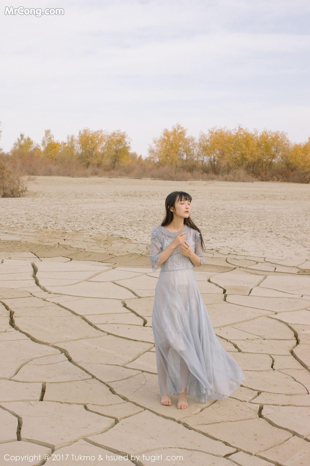 Image Tukmo-Vol.104-Zhi-Ying-MrCong.com-001 in post Tukmo Vol.104: Người mẫu Zhi Ying (之应) (41 ảnh)