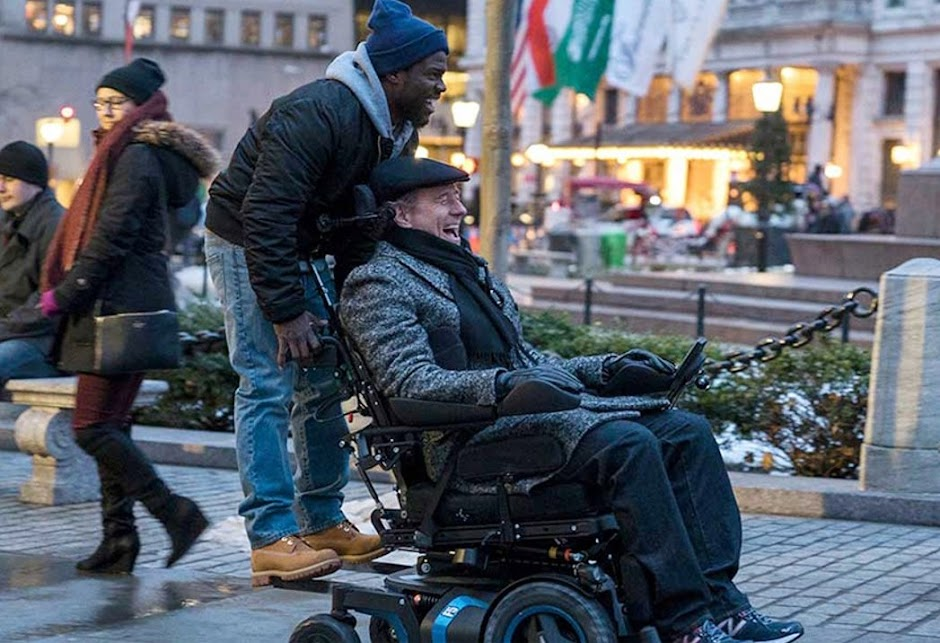 The Upside | Bryan Cranston e Kevin Hart no trailer do remake de Os Intocáveis