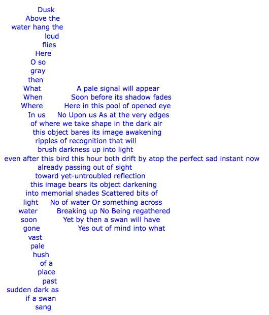 Dance essay topics