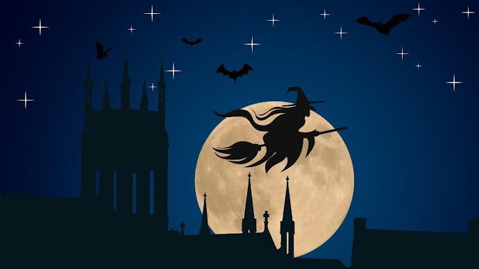Wallpaper: Happy Halloween 2014