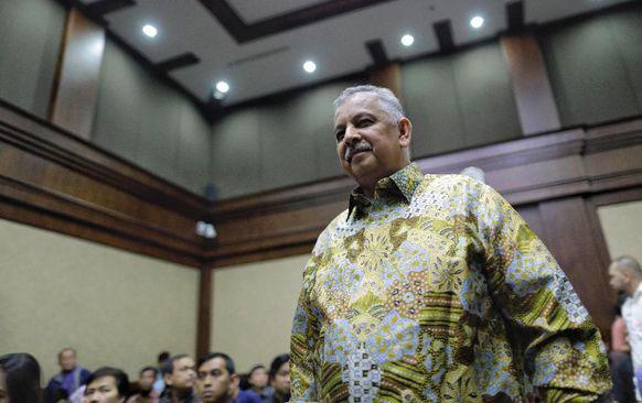 Dakwaan Eni Adanya Peran Penting Sofyan Basir Pada Kasus Korupsi PLTU Riau-1