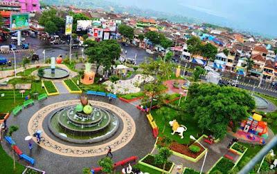 Alun alun Batu Malang