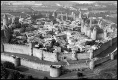 Castillo y doble anillo de murallas de Carcasona