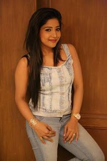 Actress Sakshi Agarwal Pictures in Jeans at Ka Ka Ka Po Movie Press Meet  0005.jpg