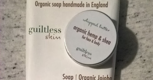 guiltless skin natural skincare product review eczema
