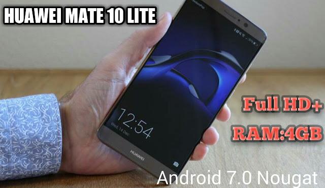 سعر, ومواصفات ,هاتف , هواوي, Huawei, Mate 10 Lite