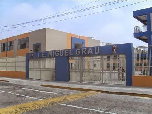 Colegio MIGUEL GRAU - Magdalena del Mar