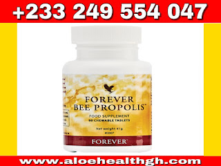 Forever bee propolis is a natural anti-biotic extract from beehive. bees line their hives with propolis which protects the hives from infections
