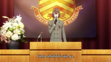 Persona 5 the Animation Episode 23 Subtitle Indonesia