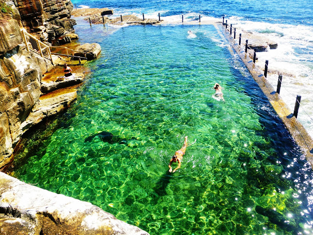 McIvers Baths Coogee