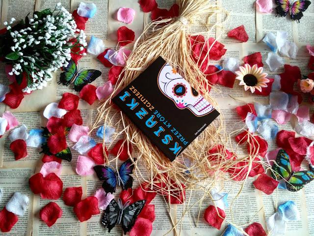 """Przygoda, awantura i miłość w tle, czyli recenzja powieści Jana Szymaśkiego pt.""""Książki przez które zgniesz"""""""