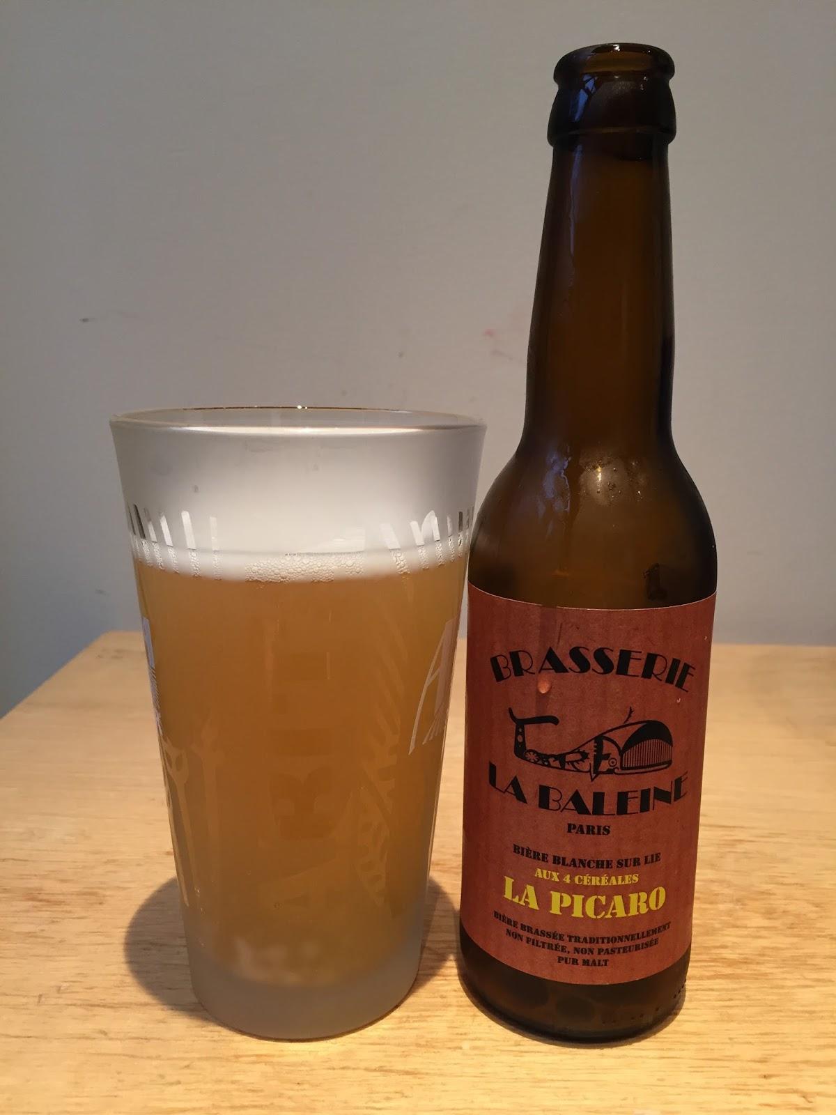 When a friend went for a beer .. la la