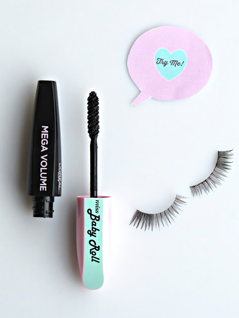 Recensione Mascara Mega Volume Miss Baby Roll L'Oréal Paris - Tнє Cαℓℓ σf Bєαυту - MinuCciaMeow