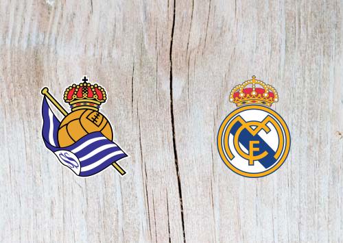 Real Sociedad vs Real Madrid Full Match & Highlights 12 May 2019
