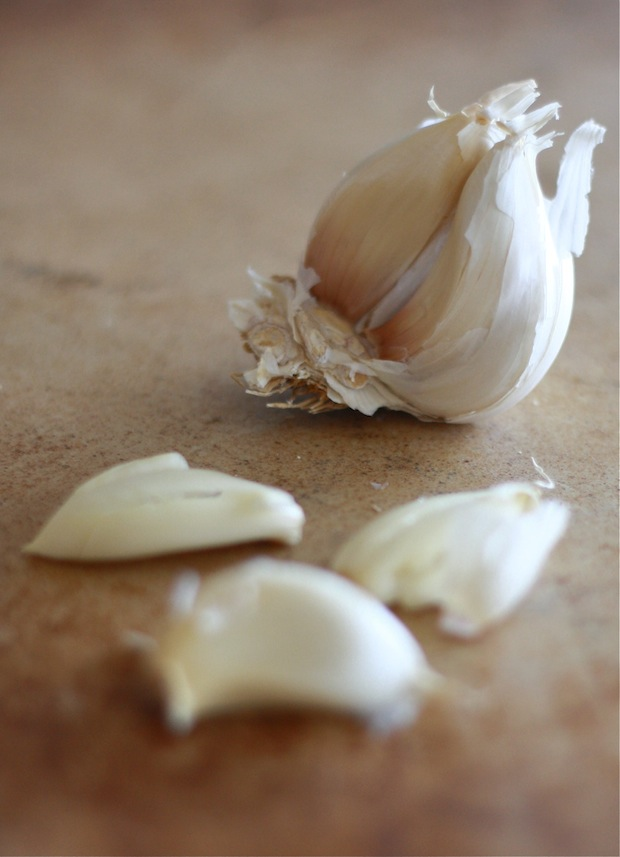 garlic cloves for mashed potatoes