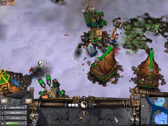 Battle Realms Winter of the Wolf Full Game