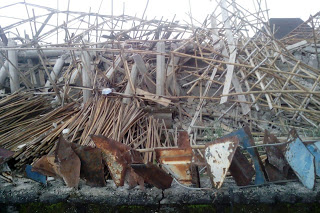 Scores feared killed, trapped as uncompleted three-storey building collapses