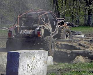 ActionshotsNH: VERMONSTER 4X4 - Bradford Mud Races - May 2013