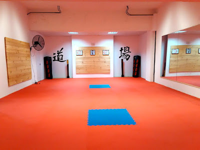 takeshi-dojo, karate, kick boxing, yoga, Ángel Ramiro