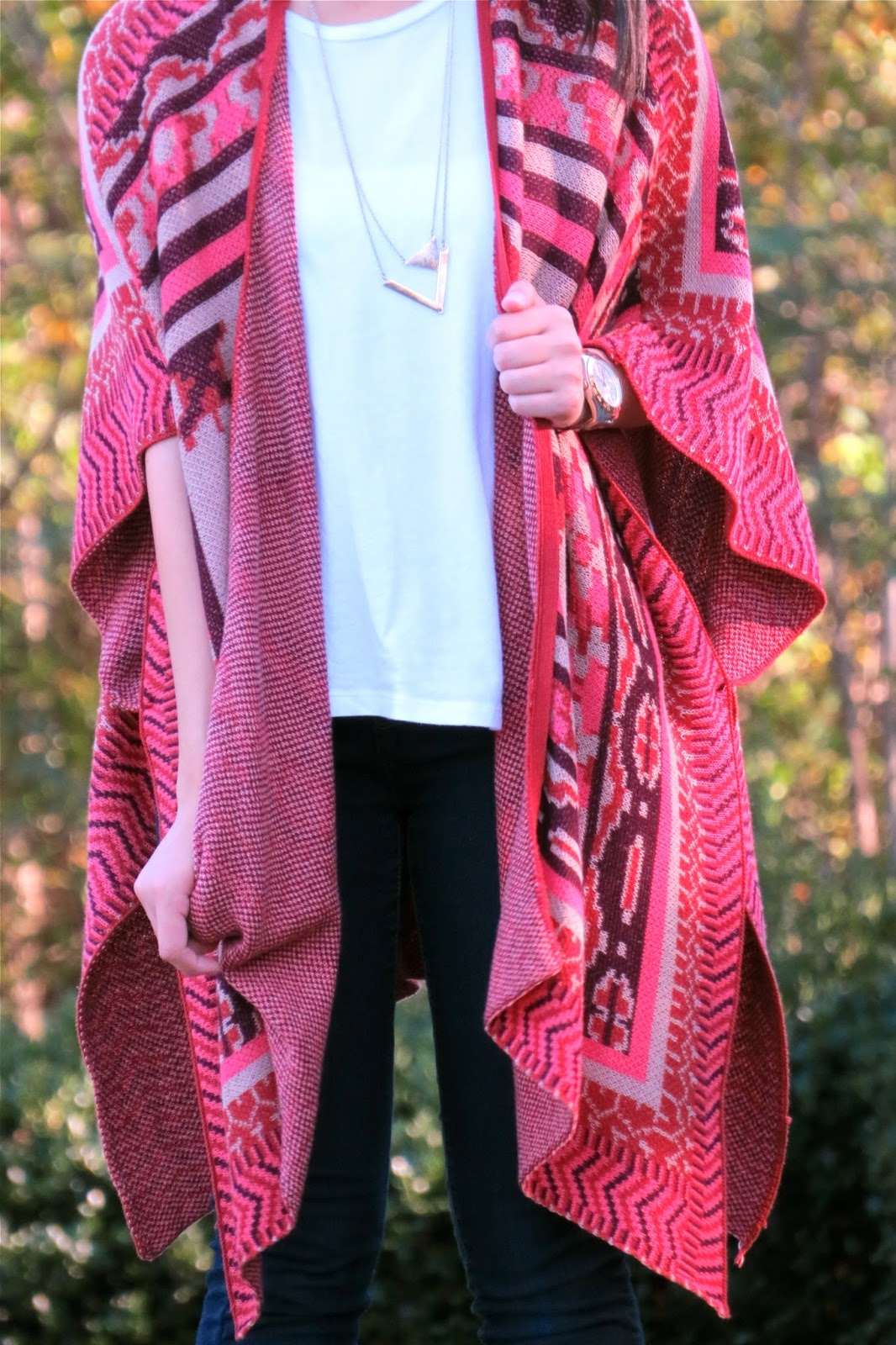 How_to_style_a_poncho
