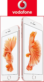 Acquistare a rate iPhone 6, 6S e Plus da Vodafone