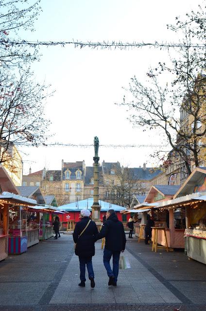 Marchés de Noël de Metz - Place Saint-Jacques
