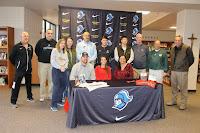Montgomery Catholic Senior, Aleigha Walden Signs to Play Softball at William Carey 3