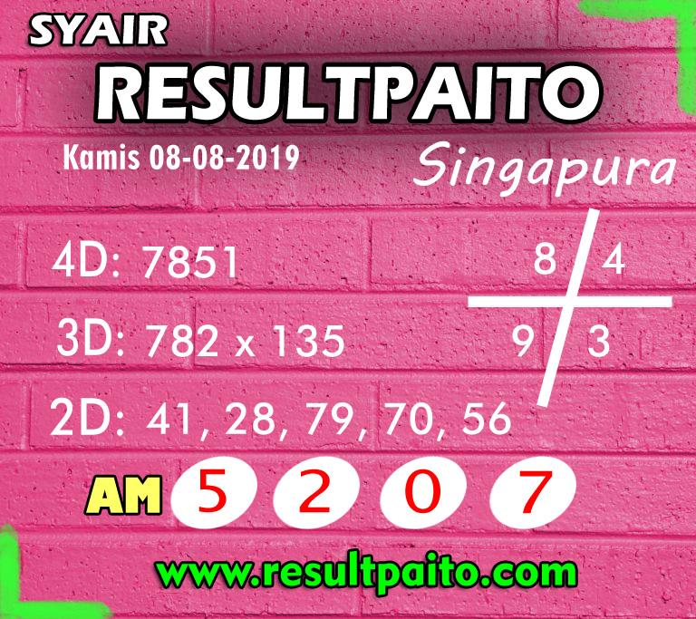 Forum Code Syair Singapura