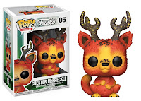 POP MONSTERS: CHESTER MCFRECKLE