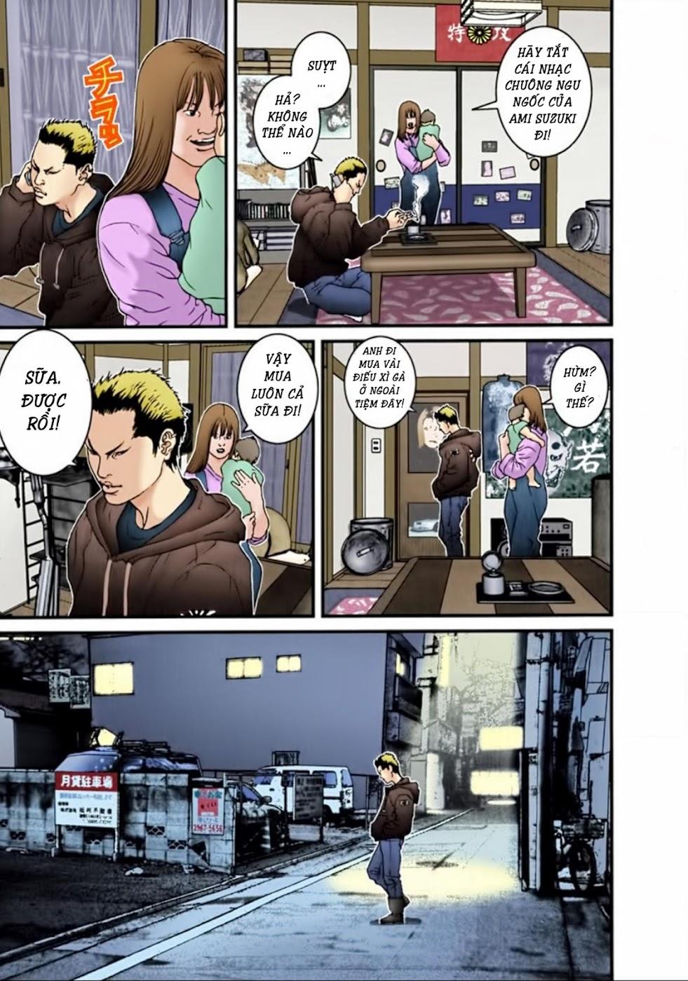 Gantz Chap 29: Zoku trang 9