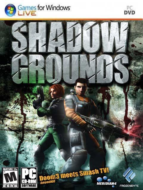 تحميل لعبة Shadow Grounds