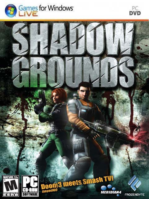 تحميل لعبة Shadow Grounds برابط مباشر + تورنت