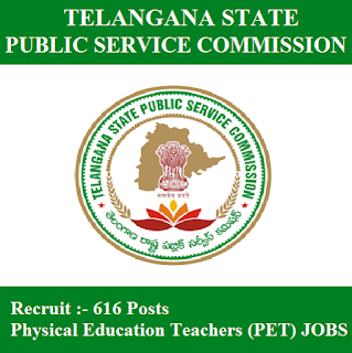 Telangana State Public Service Commission, TSPSC, TS, PSC, Telangana, Teacher, Physical Education Teacher, PET, Graduation, freejobalert, Sarkari Naukri, Latest Jobs, tspsc logo