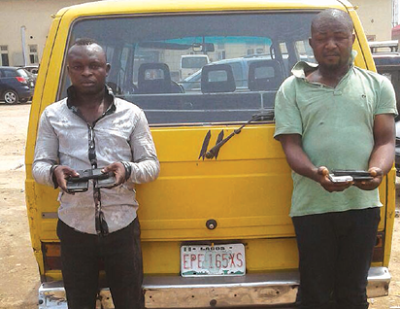 One chance robbers arrested and sentenced to 7 years in jail in Lagos