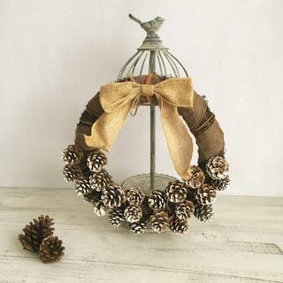 Decoracion, Coronas de Navidad