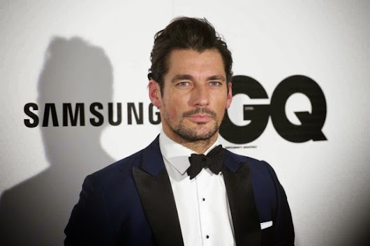 #David Gandy o modelo do ano!!!