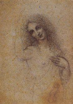 amante de Da Vinci, Salai, Da Vinci