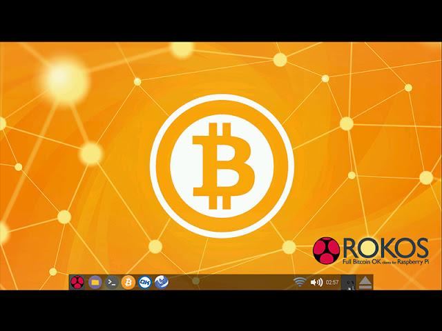 ROKOS OS pour noeud bitcoin