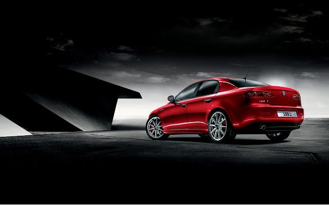 download besplatne pozadine za desktop 1280x800 Alfa Romeo 159 T