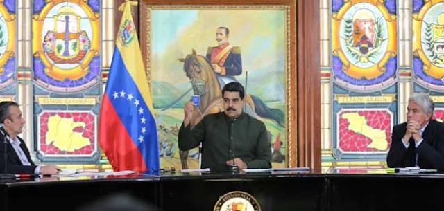 Maduro: Quienes atacan al sistema electoral tienen que pagar