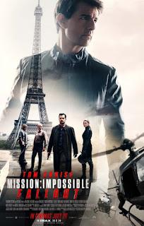 Mission: Impossible - Fallout - Segundo Poster & Segundo Trailer