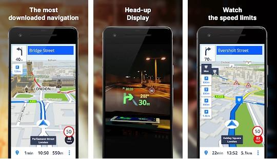 sygic car navigation full apk download