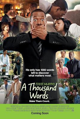 A Thousand Words 2012 DVD R1 NTSC Latino