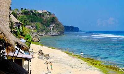 Pesona Objek Wisata Pantai Bingin Bali