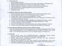 Pengadaan Tenaga Kontrak Pada RSUD Wates Tahun 2018
