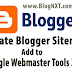 Create Blogger Sitemap & Add to Google Webmaster Tools 2017