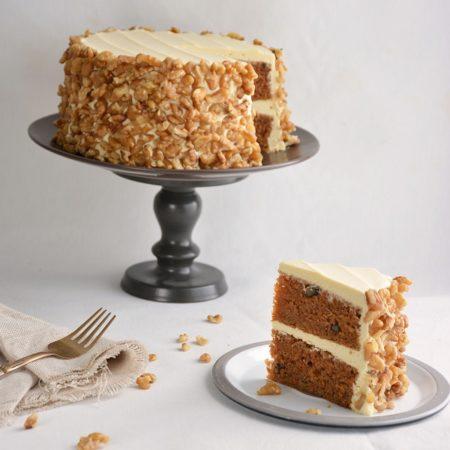 Best Chai Cake