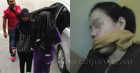 Thumbnail image for Wanita Tipu Diculik Bangla Direman Empat Hari, Suami Tidak Terlibat