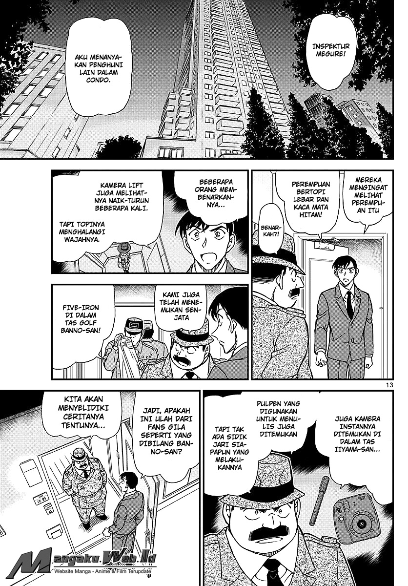 Detective Conan Chapter 979-14
