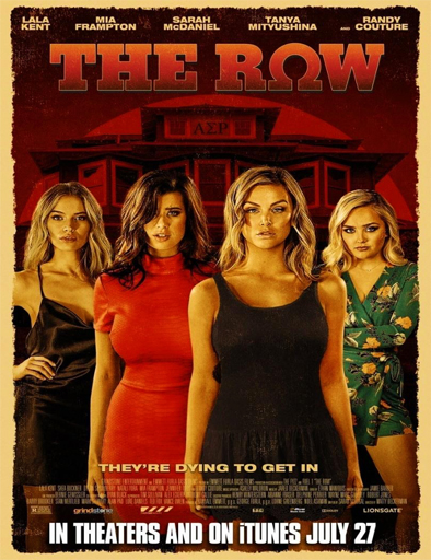 The Row pelicula online